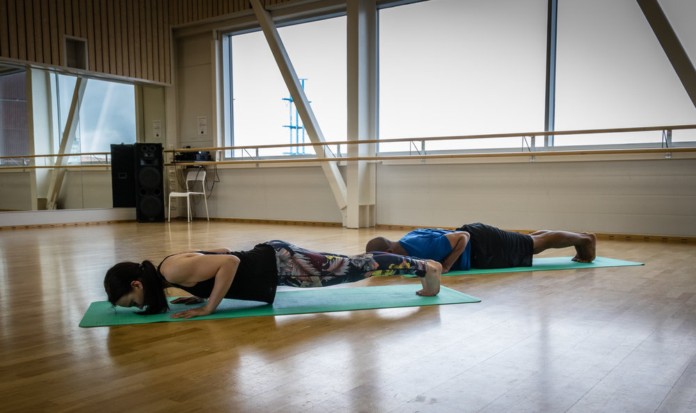 Advanced yoga 1