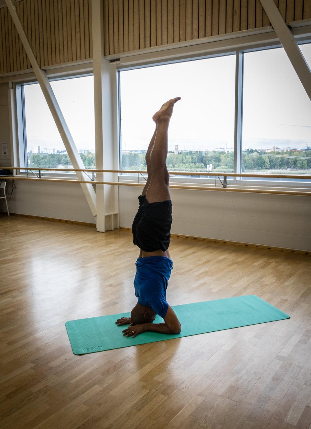 Advanced yoga 2