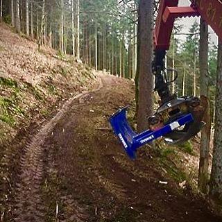 #logging #forest#wftrac#kirmag#reisigrechenM#reisigrechen#forstwirt Rückeweg nach Holzernte 👍