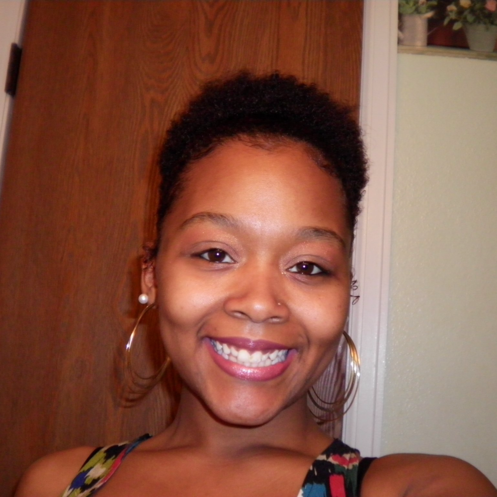 This was a few months after the last of my relaxer was cut off in 2011!
