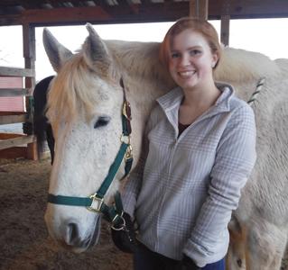 Finding Healing - Kids healing horses; horses healing kids.