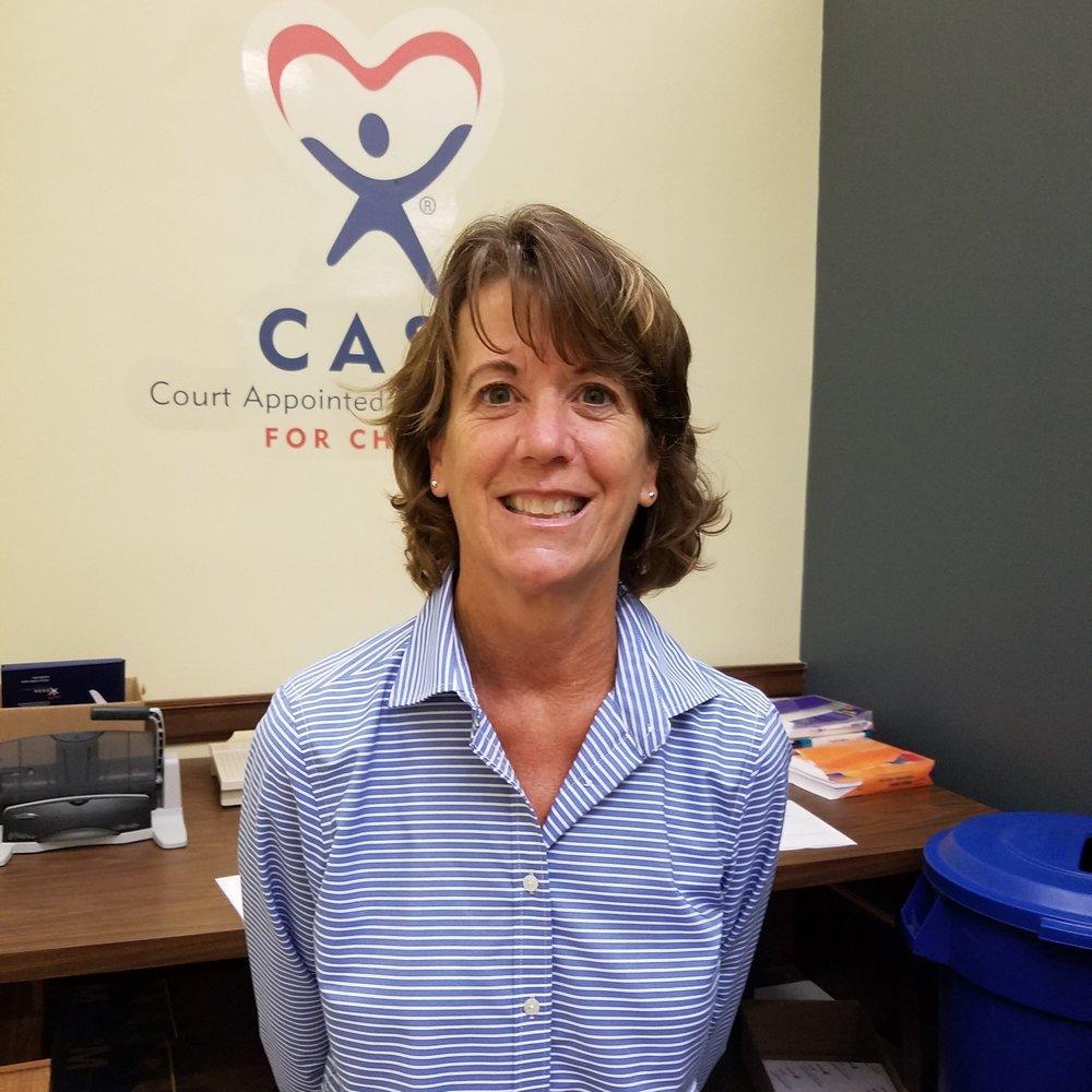 Lisa Boman, CASA Volunteer - Dale H. Harris Hall of Fame Award - 2018