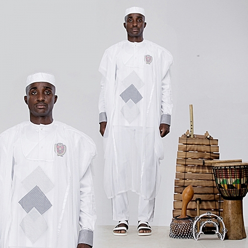 Abrantie The Gentleman - Abrantie The Gentleman is a Ghanaian fashion brand where African HERITAGE tradition and style meet with the charm and timeless elegance of the African man. Each design by creative director and founder Oheneba Yaw Boamah is hand sketched, hand cut, and tailored by hand, using locally-sourced fabrics that are hand woven in Ghana. Abrantie The Gentleman pursues a vision to shape the identity of the modern day African gentleman.