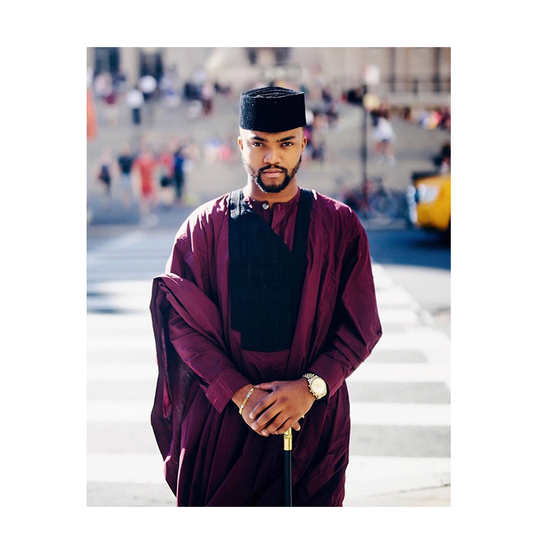 There are wolves that lead sheep. Then there are wolves, that lead wolves. #agbada  #HallofFame
