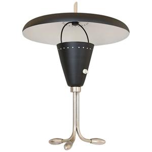1950s American Table Lamp