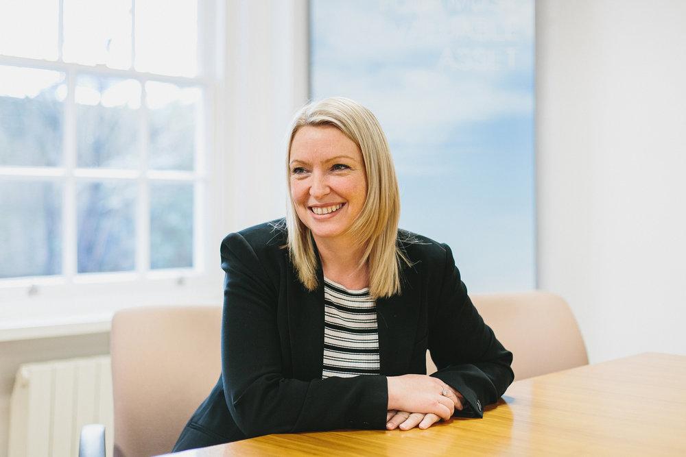 Kelly Sharman, Sales & Marketing Director
