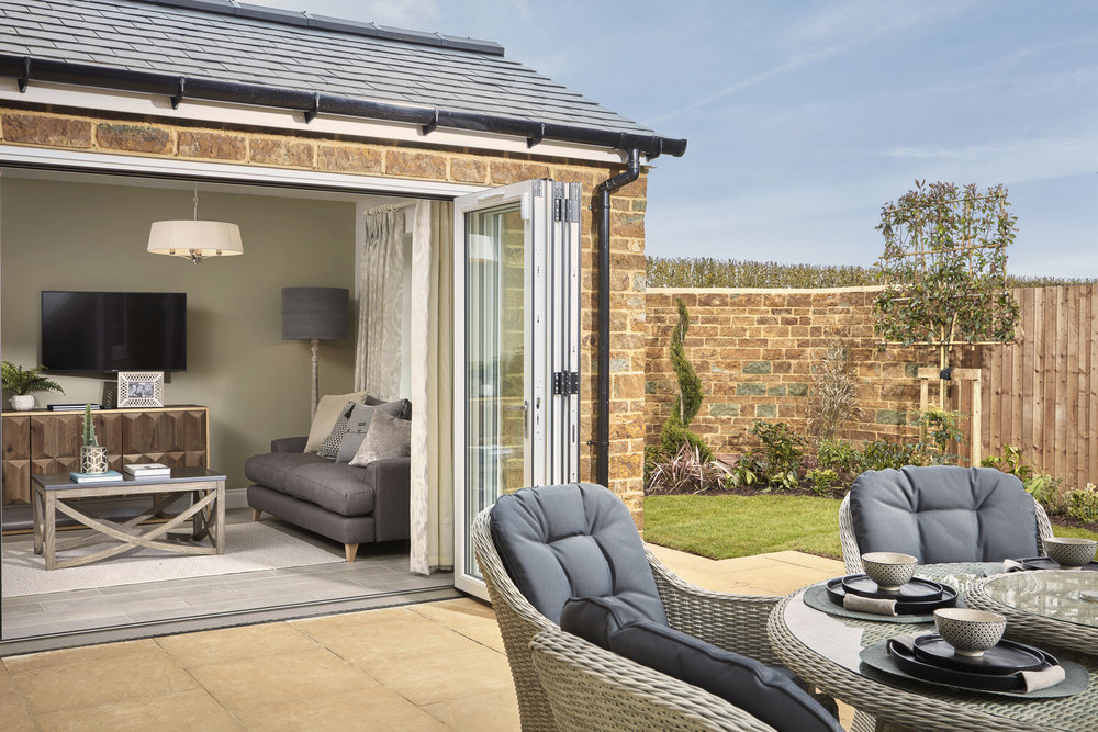 Hayfield Homes Show Home