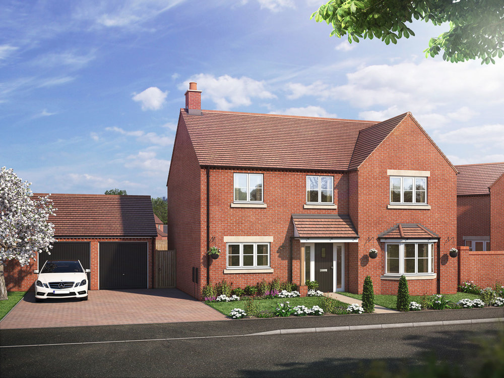 The Radley - 4 BEDROOM HOUSESHome 6, 43, 58, 61, 64, 65