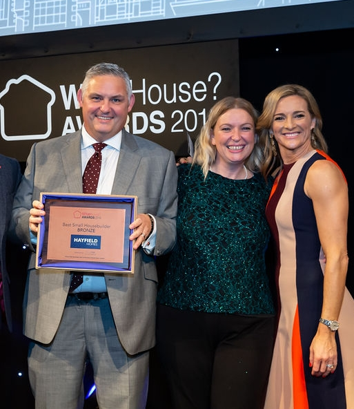 WhatHouse? 2018Best small house builder -