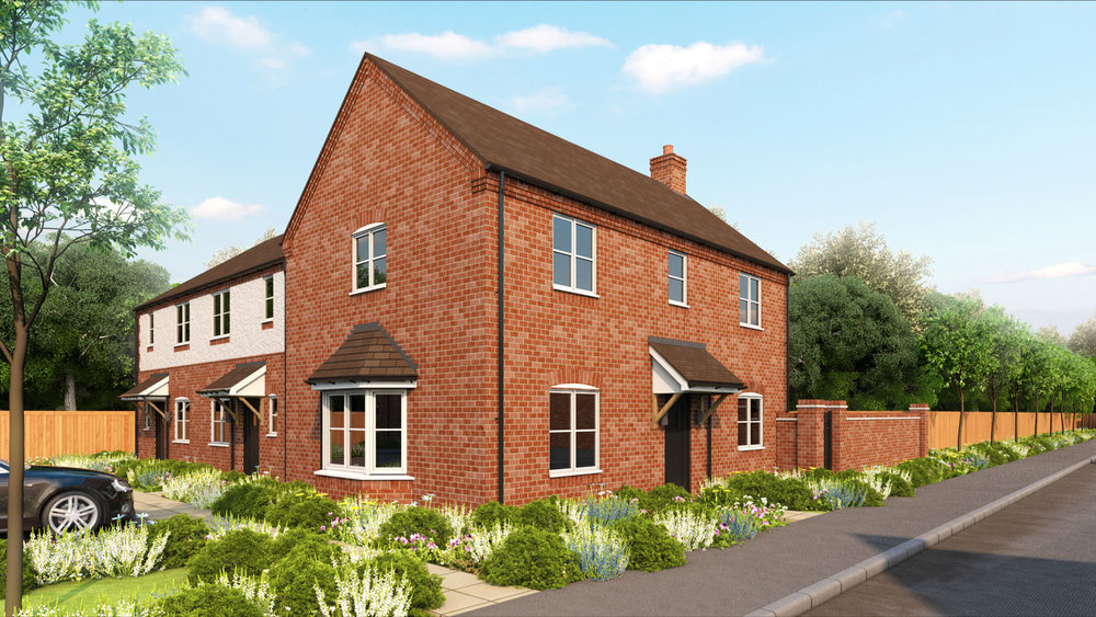 Datchet I & II - A 3-BEDROOM HOME WITHSPACIOUS ENTRANCE HALL