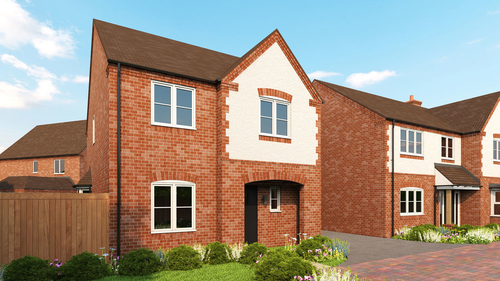 Fulford - AN ATTRACTIVE DETACHED4-BEDROOM FAMILY HOME