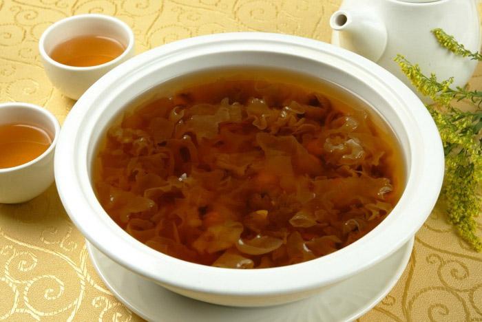 紅棗銀耳蓮子湯