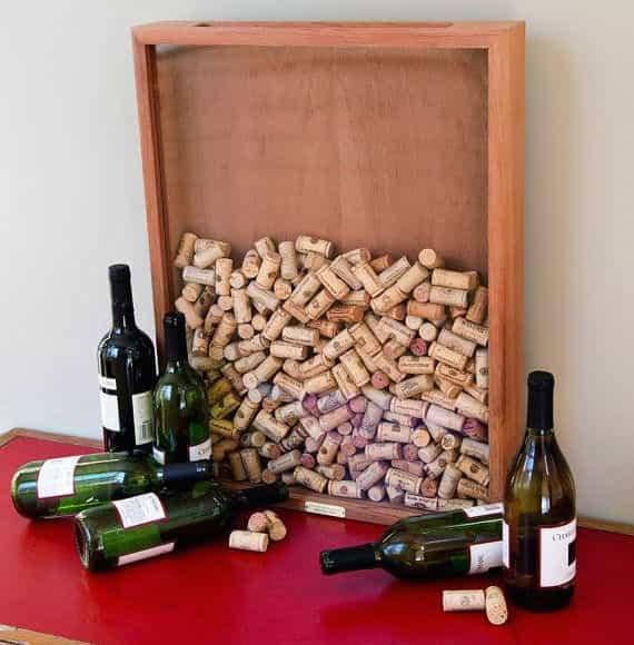 軟木塞新用法!喜歡品酒的新人千萬別錯過。