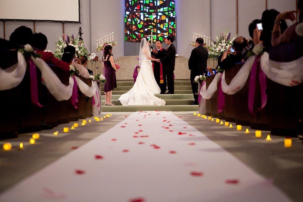 教堂婚禮場地
