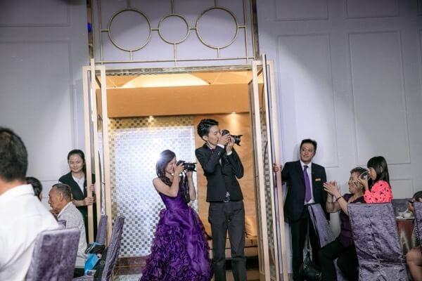 最特別的婚禮攝影師