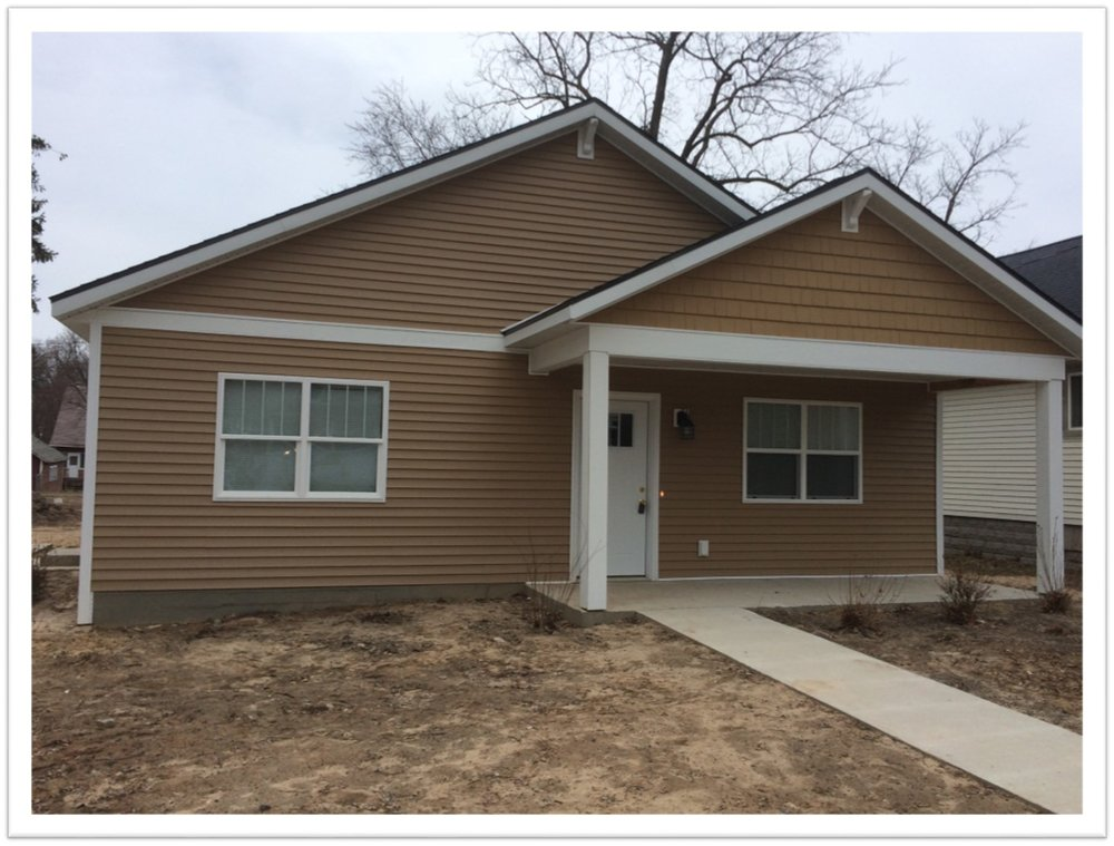 W. Grand Avenue, Muskegon, MI  is a single family home that contains 1,362 sq ft and was completed in 2018. It contains 3 bedrooms and 1 bathroom.