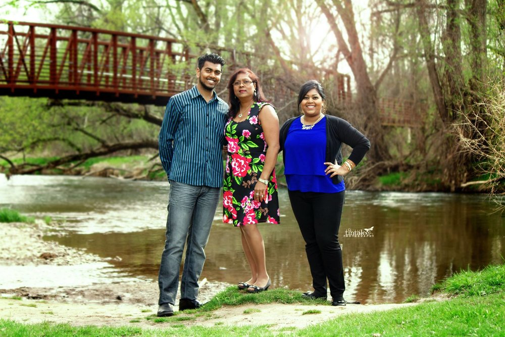 Shalini B  Reshma is a stellar photographer and so easy to work with! She is skilled, knowledgeable & punctual; prompt with responses to any questions, and always easy to get a hold of. My Mother's Day shoot with her was a breeze despite some chilly weather, all because her upbeat attitude and professional demeanour which made the experience quite enjoyable.  The turnaround time for my photos was incredible and I was very content with the style and quality of work. Reshma is very versatile and adaptable with creative ideas and a great eye for photography. I would recommend for any event/occasion, big or small.
