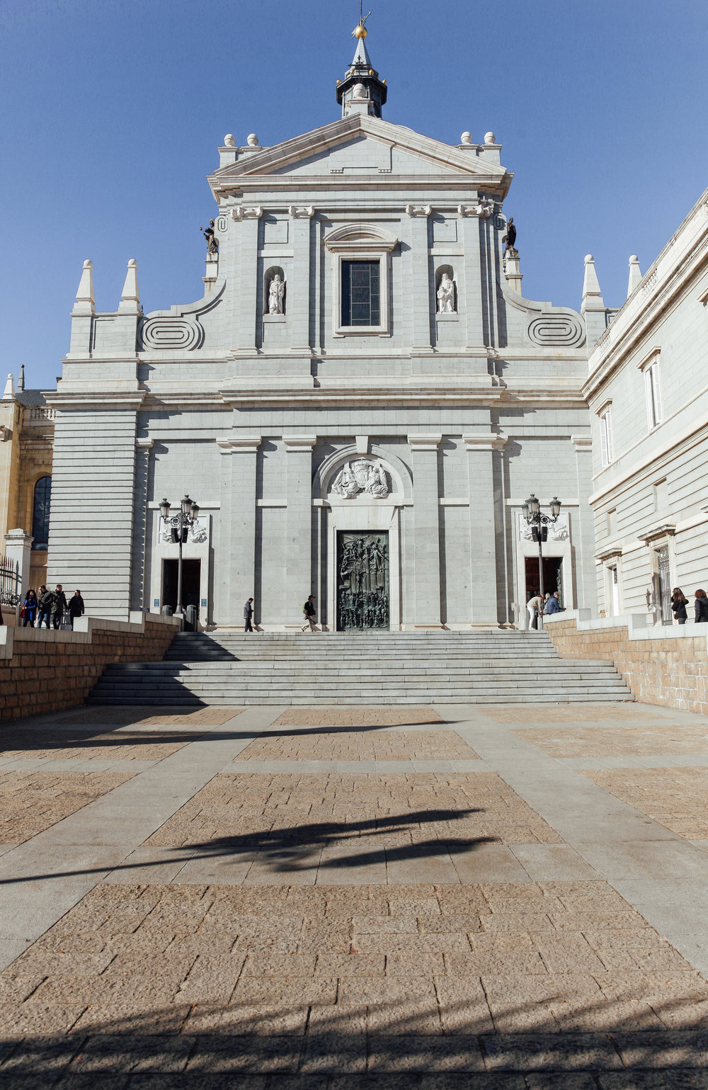 Cathedral - Palace Of Madrid