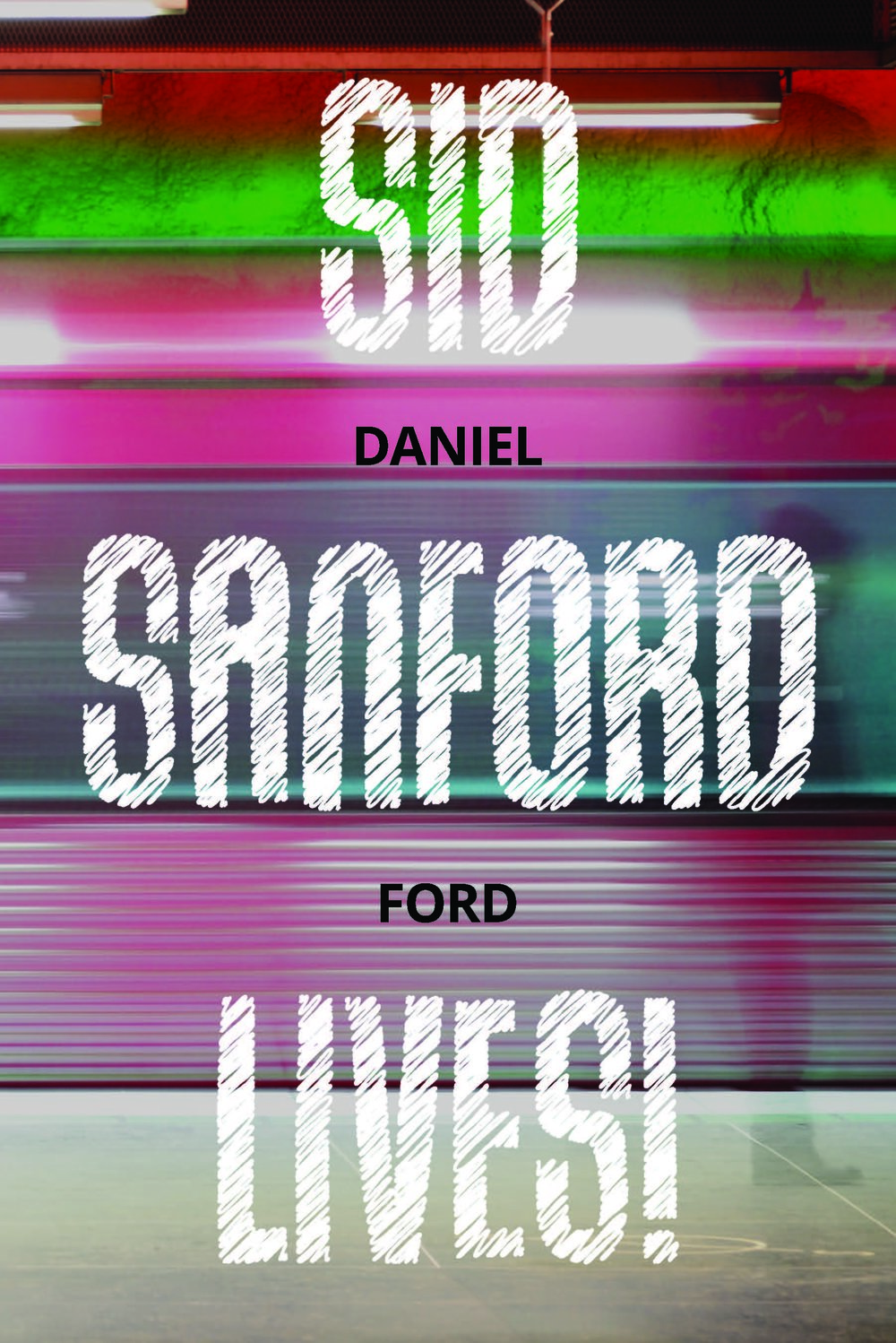 """Sid Sanford Lives! - Riffing on noir and told in a series of vignettes, Sid Sanford Lives! douses humanistic themes—love, loss, and family—in bourbon, shoves them in the barrel of a gun, and shoots. Sid Sanford always follows a path, just not his own. From backyard Wiffle ball games to New York City skyscrapers, Sid finds triumph and pain in equal measure during his uncertain, and at times violent, thrust into manhood.A colorful, loyal family, a plethora of eccentric friends, and a few star-crossed soulmates highlight his journey, but it's ultimately up to Sid whether his destiny fulfills his potential or drowns in the bottom of a bottle.Daniel Ford knocks the stuffing out of Sid Sanford, only to skillfully stitch him back together, presenting a complex, flawed, and compelling character. Sid Sanford Lives! is a wry, touching, and captivating portrait of the highs and lows that make up a life.""""—W.B. Belcher, author of Lay Down Your Weary Tune"""