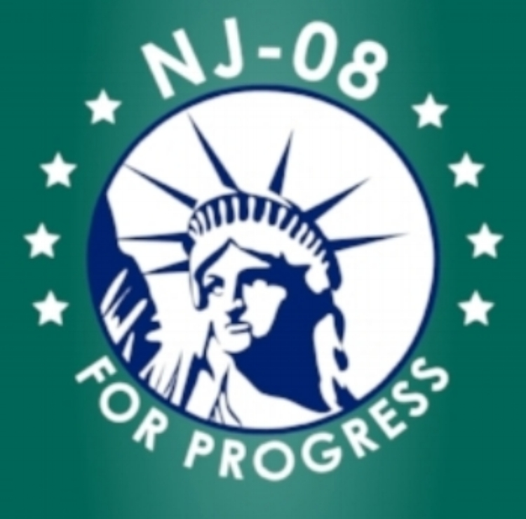 NJ-08 For Progress