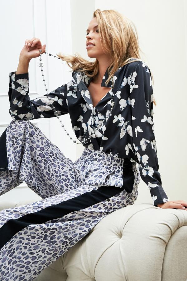 Gail Shirt, Kylie Trousers