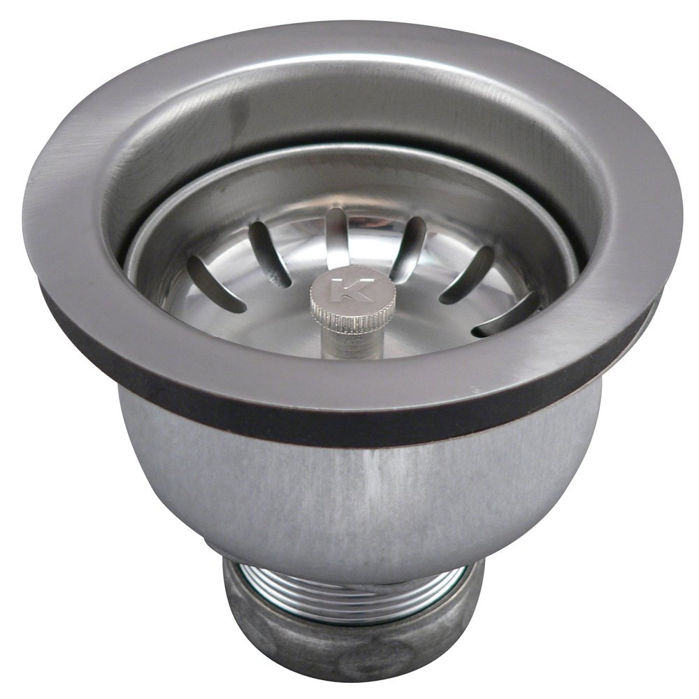 DEEP CUP BASKET STRAINER - 21914