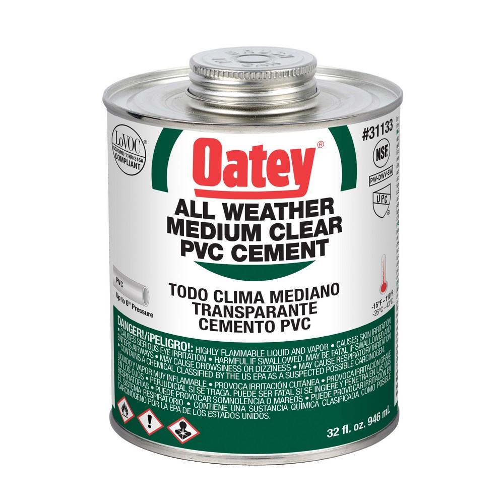 31133 - 32oz Cold Weather PVC Cement