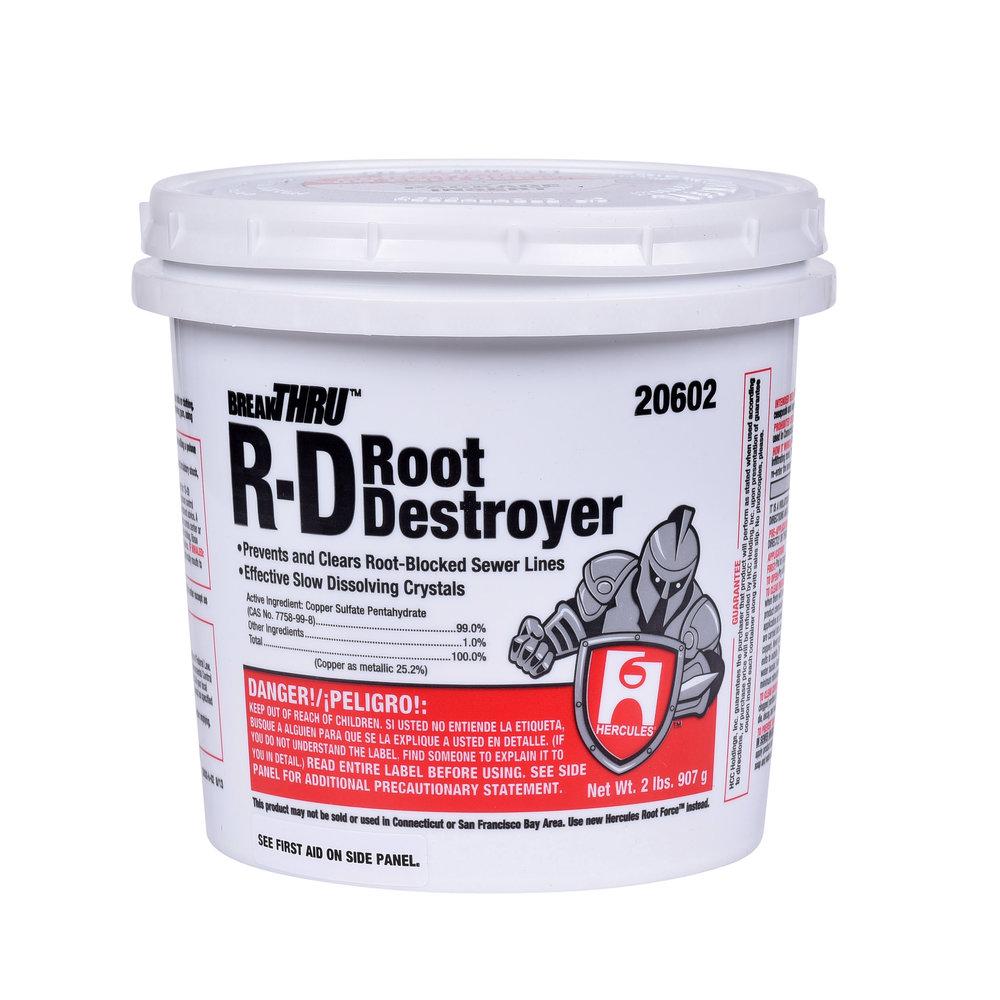 20602 - 2lb Root Destroyer Crystals