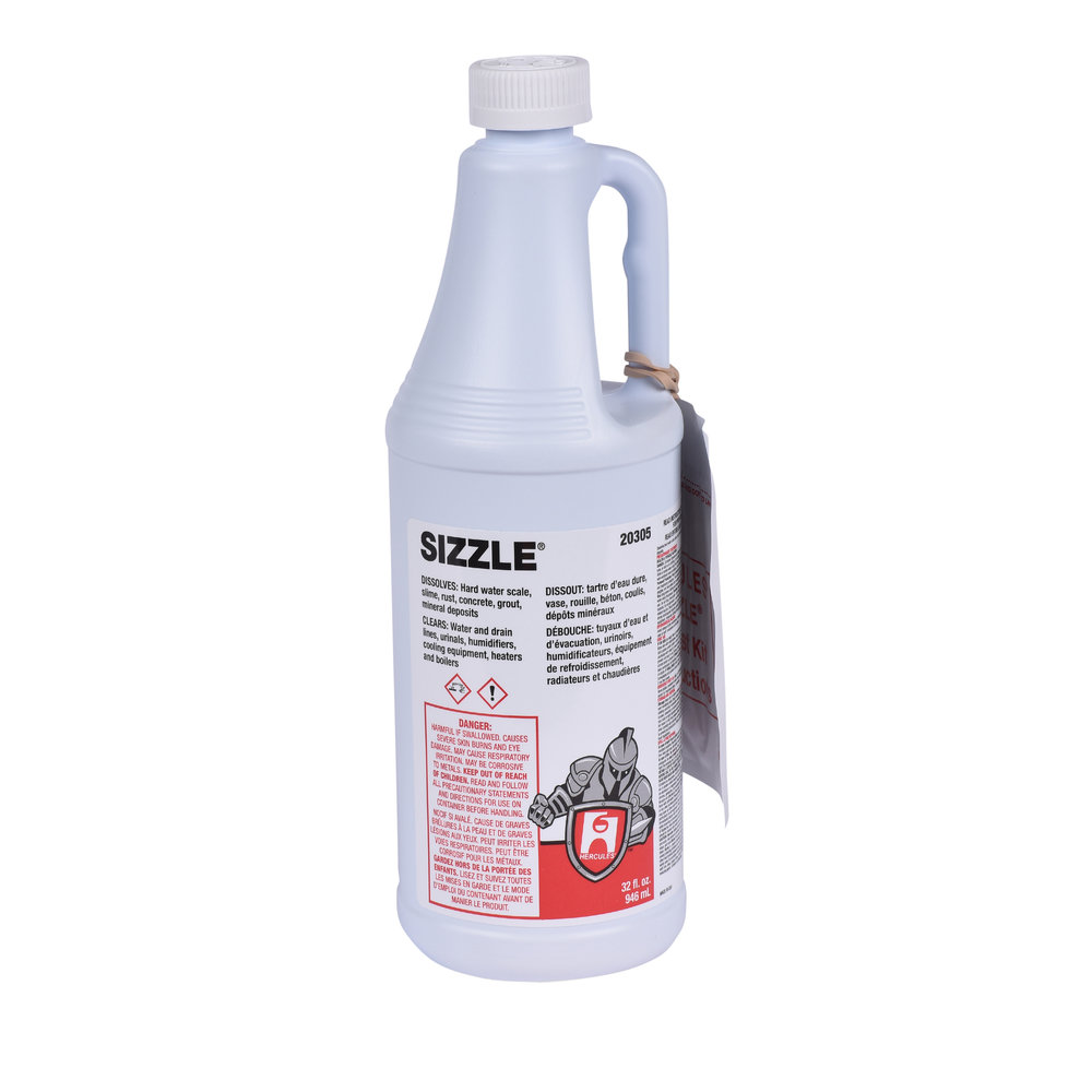 20305 - 32oz Sizzle (Hydrochloric Acid)