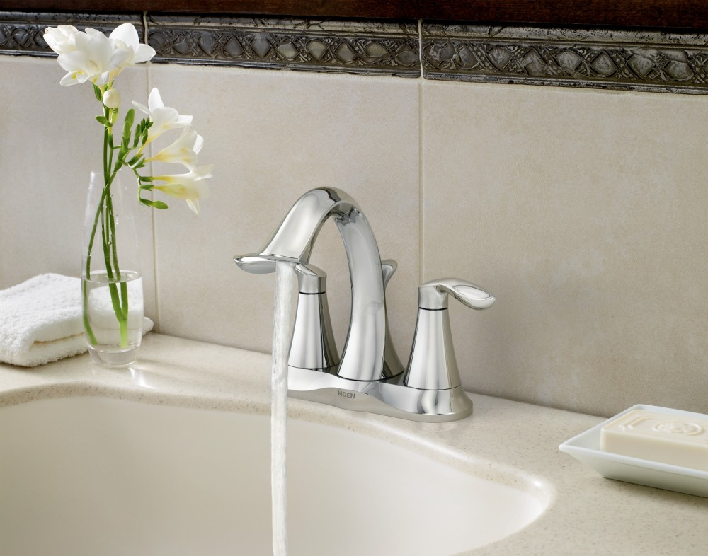- Bath Sink & Shower