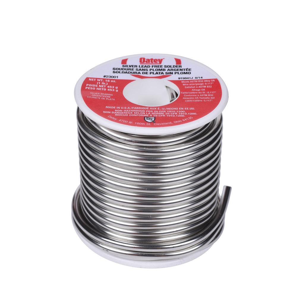 23001 - Silver Lead-Free Solder
