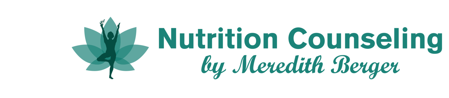Nutrition Counseling by Meredith Berger