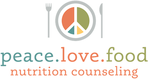 peace.love.food Nutrition Counseling's Company logo