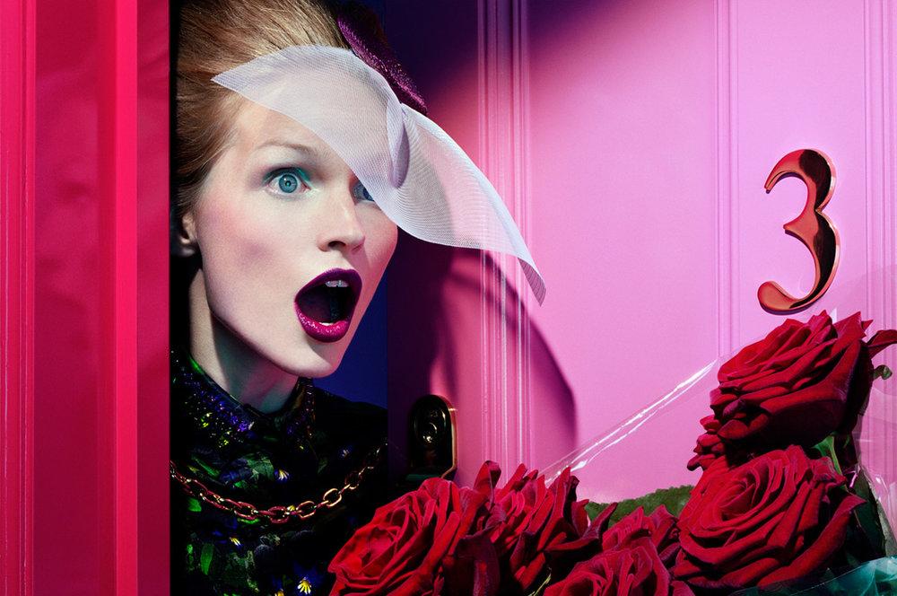Vogue Italia September 2011