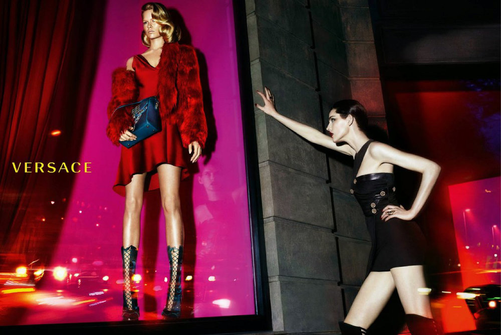 Versace Fall/Winter Campaign 2014