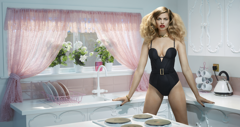 Agent Provocateur Kitchen