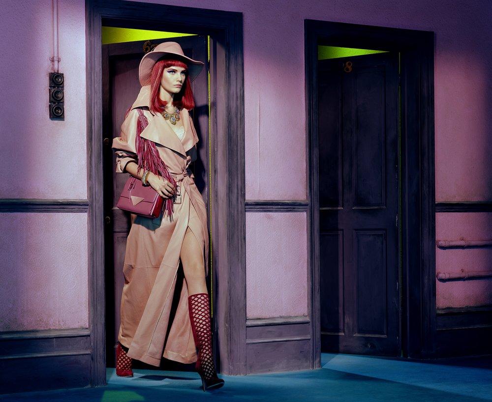 """Doors"", Vogue Italia"