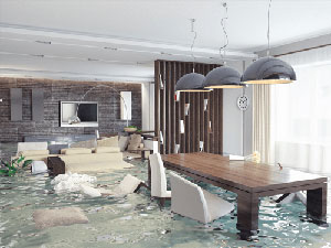 Water Damage -
