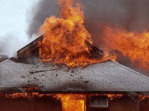 Fire & Smoke Damage -