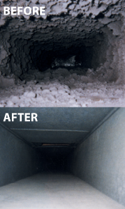 HVAC Before & After