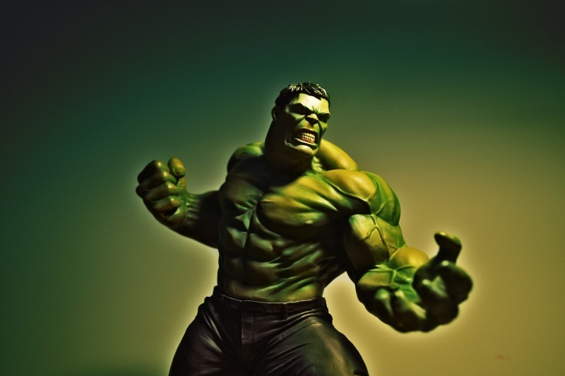 """I have a feeling if I went online right now and looked at any news or commentary website, I could find something that would stir me to a Hulk-style rage."" - William Bradley"