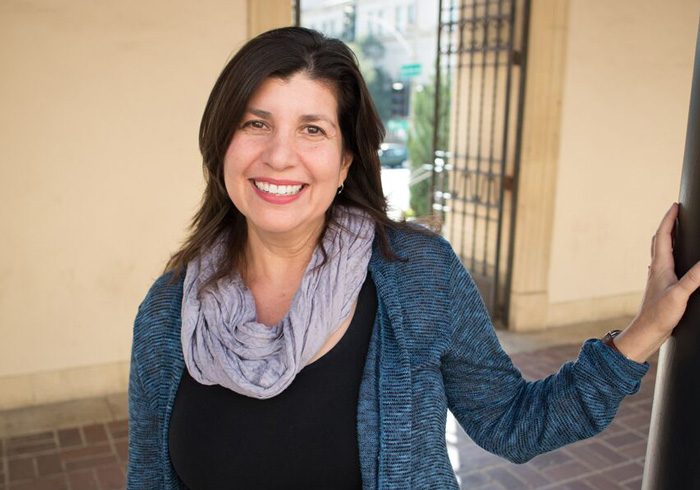 In her award-winning collection of memoir essays  The Girls in My Town , Angela Morales navigates coming of age in Los Angeles as part of a Mexican-American family. In this interview, the journey continues, from the wild moors of England to life in Los Angeles as a writer, mother, wife, and English professor.