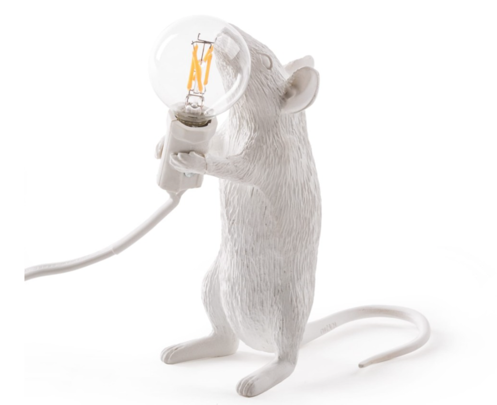 Mouse Lamp Seletti