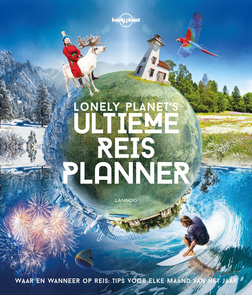 Lonely Planets Ultieme Reisplanner