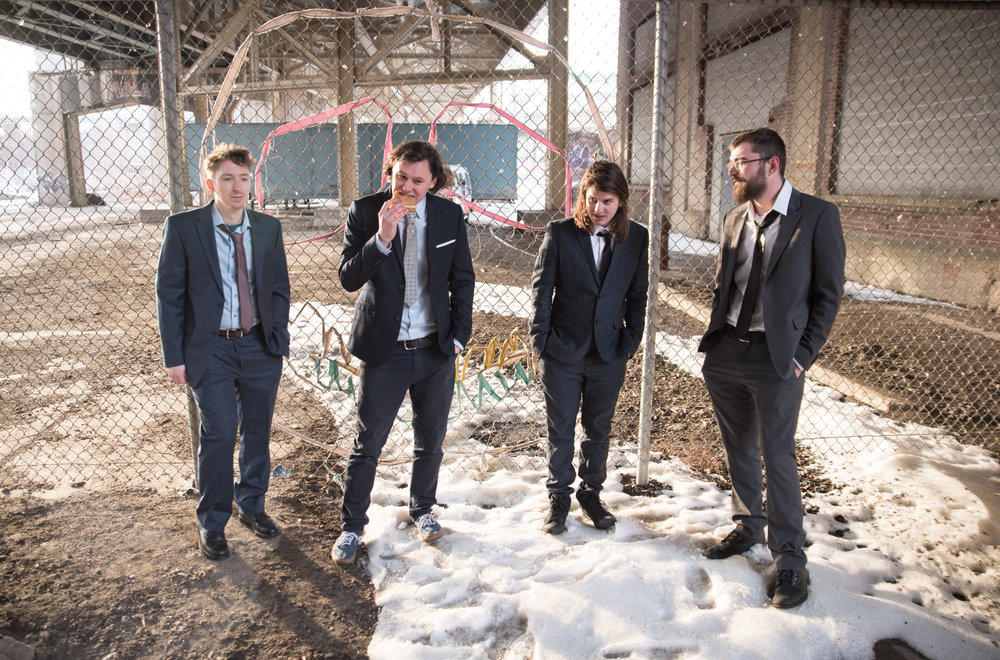 the front bottoms drop bittersweet new single raining the music