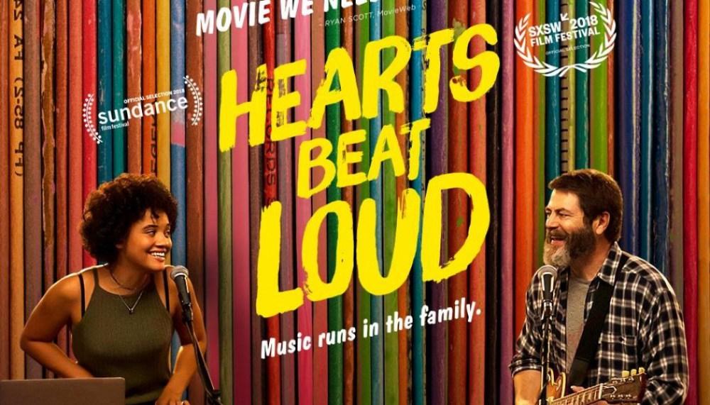 ผลการค้นหารูปภาพสำหรับ heart beat loud film poster