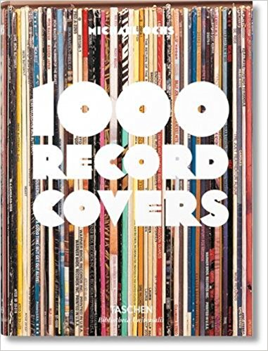 1000 Record Covers - Another awesome book for the coffee table, this one walks you through a collection of rock album covers from the 1960s to the 1990s, celebrating an underappreciated art form.