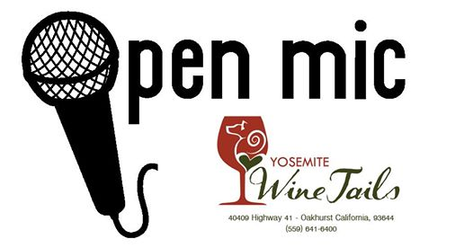 - Sing your heart out and bring your furry friend while you sip boutique wine at Yosemite Wine Tails. Friday Nights from 7 to 10 pm! LEARN MORE