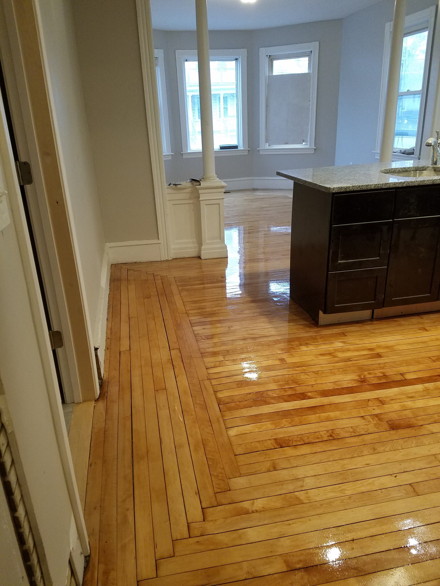 Renaissance Floor Refinishing Restoration In Ri And Ma