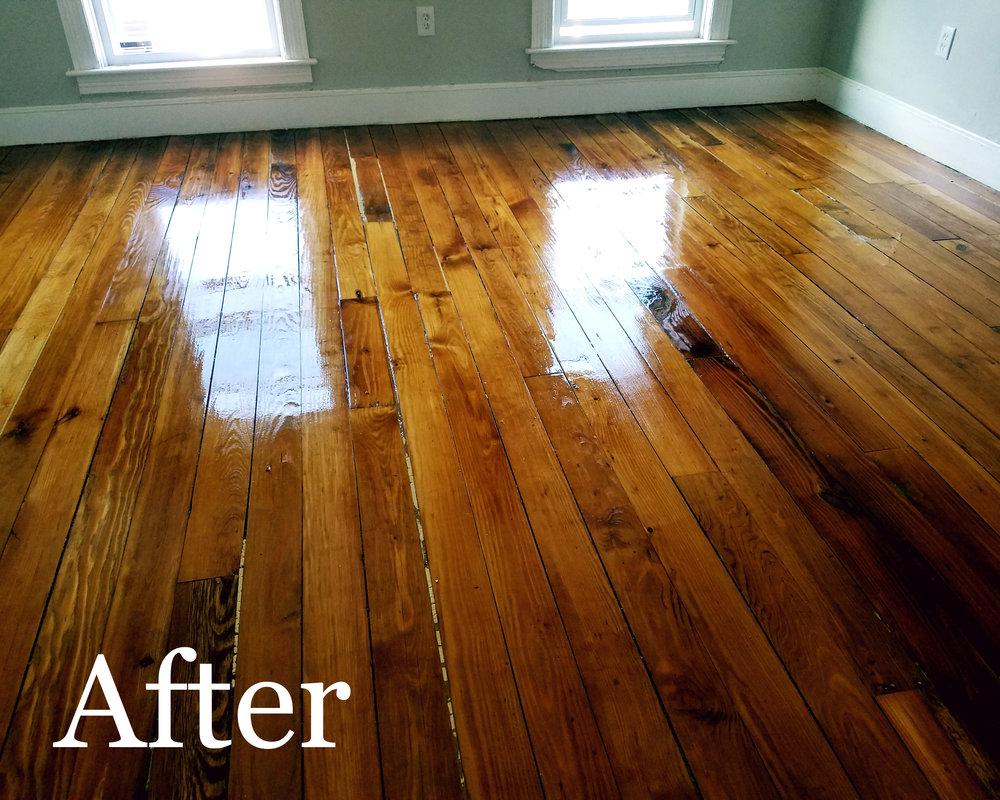 Hardwood Floor Restoration In Rhode Island And Massachusetts.